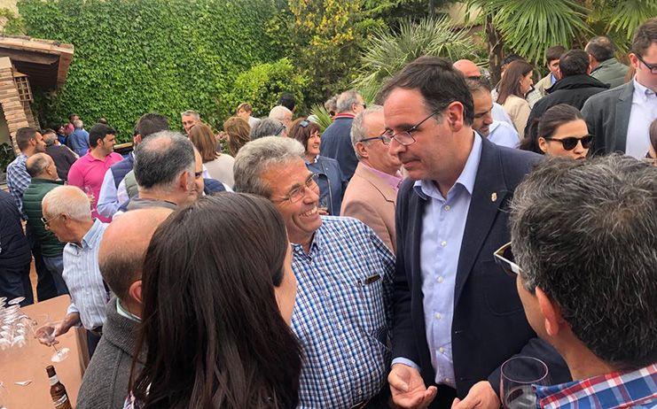 Núñez anuncia que una parte del Programa de Desarrollo Rural irá destinada a hacer llegar a las zonas rurales de la región la conexión a Internet