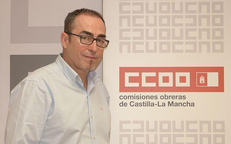CCOO cree que los malos datos de C-LM son cifras