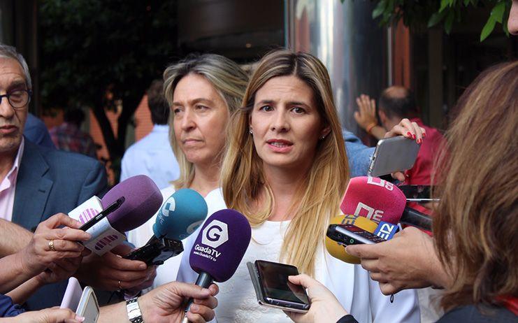 Agudo denuncia la cobardía política de Page al no reclamar a Sánchez los 360 millones de euros que le debe a Castilla-La Mancha