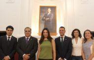 Alonso asegura que el PP como grupo mayoritario de la oposición trabajará con voluntad de diálogo
