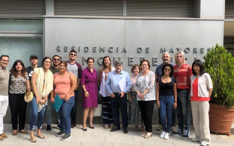 El Gobierno regional y la Fundación Ortega-Marañón firman un convenio para el desarrollo de cursos internacionales de 'Memoria y Prácticas' en Toledo
