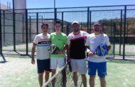 Jorge Noheda y Adrián Marcelo se alzaron con el triunfo en el IV Torneo de Pádel 'Padelmanía Minglanilla 2019'