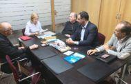 Prieto culmina casi dos años de gestiones para que Diputación reciba los bienes de la Fundación Señores de la Cuba y Clemente