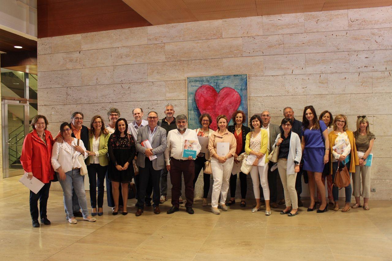 El Gobierno de Castilla-La Mancha crea el Grupo de Formación y Evaluación del Plan de Calidad y Eficiencia de Centros Residenciales