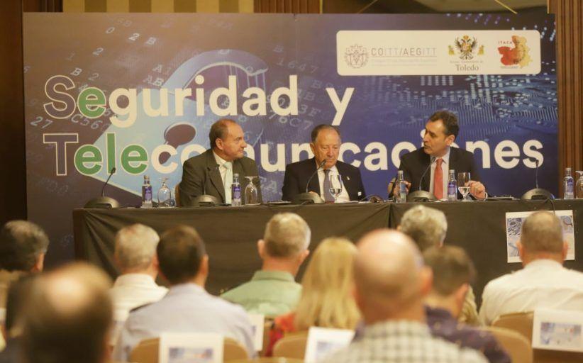 """Francisco Tierraseca inaugura el 4º Congreso Internacional """"Seguridad y Telecomunicaciones"""""""