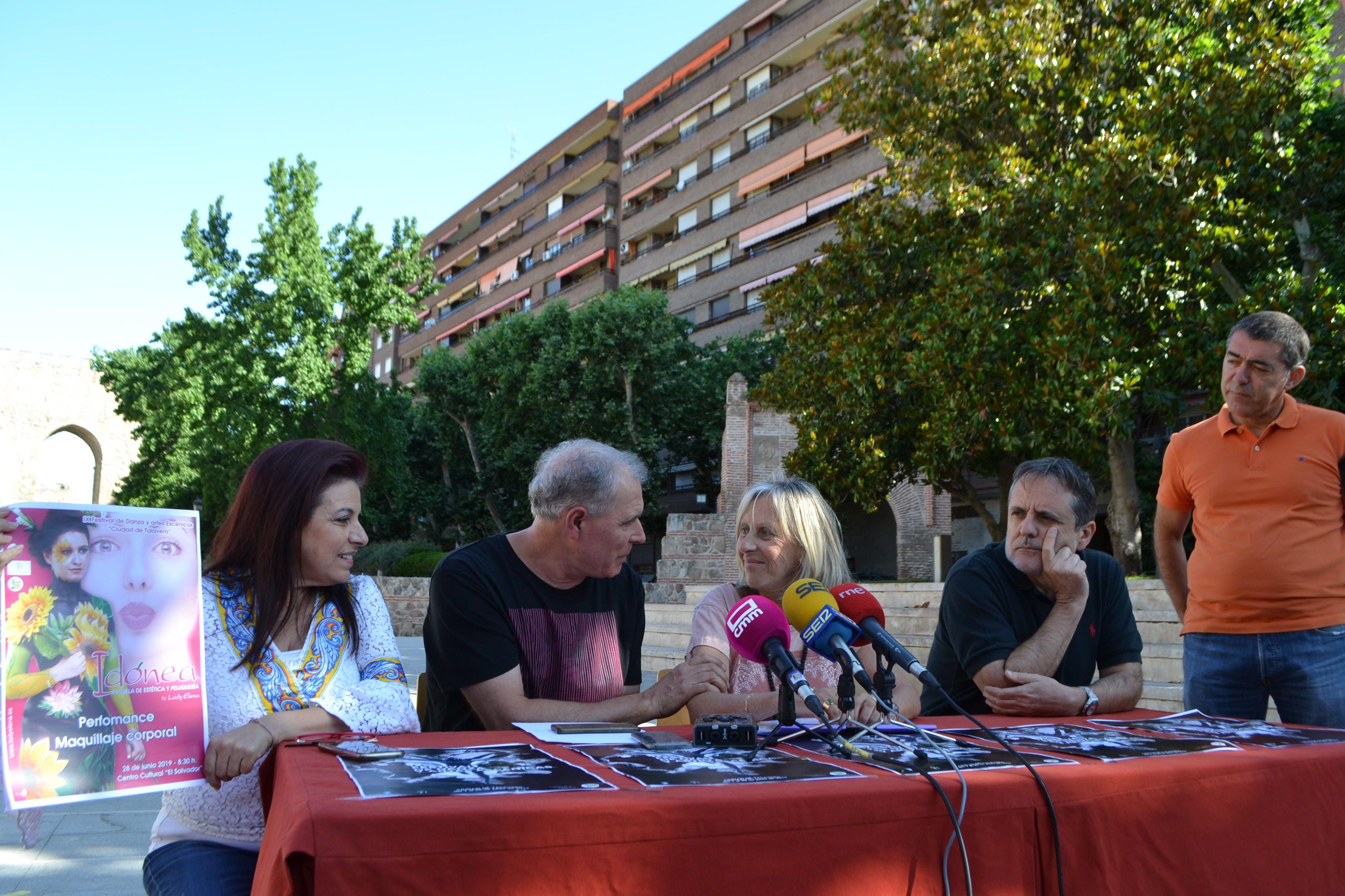 550 actores y bailarines actuarán en el IX Festival de Danzas y Artes Escénicas Ciudad de Talavera