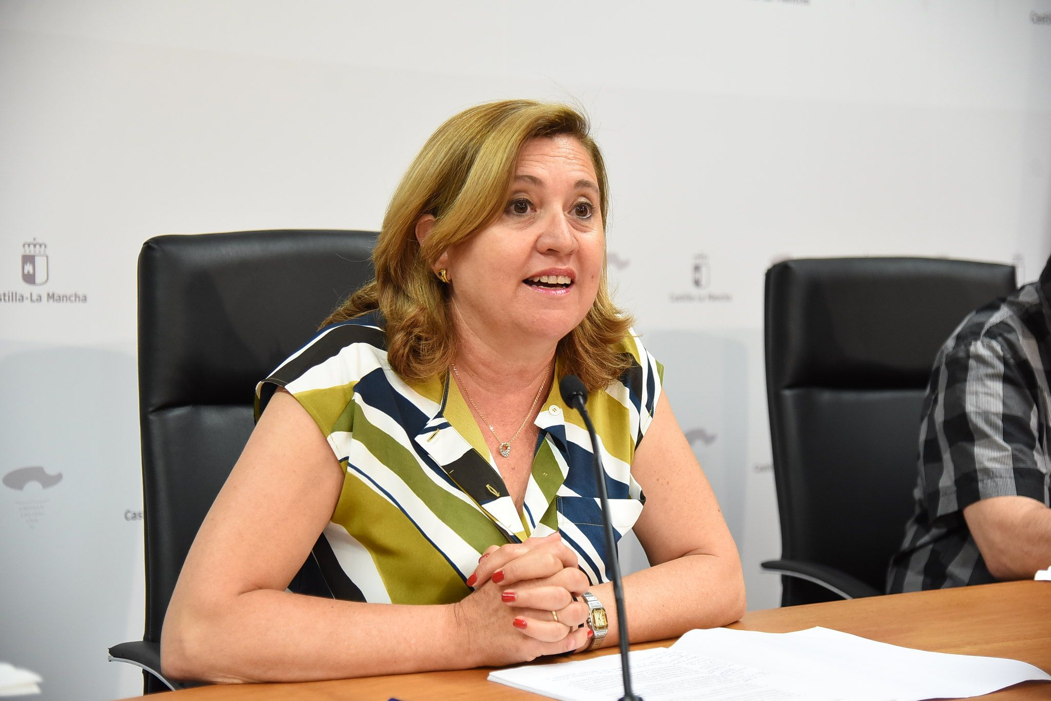 El Gobierno regional traslada a CERMI la apuesta del Gobierno regional con la inclusión educativa reflejada en la propia estructura de la Consejería
