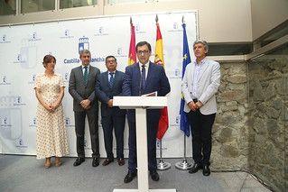 El Gobierno regional garantiza otros cuatro años de trabajo e inversión que se traducirán en progreso para la provincia de Toledo