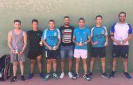 Gran nivel en la sexta jornada del XII Circuito Diputación de Cuenca de Frontenis con 4 torneos disputados