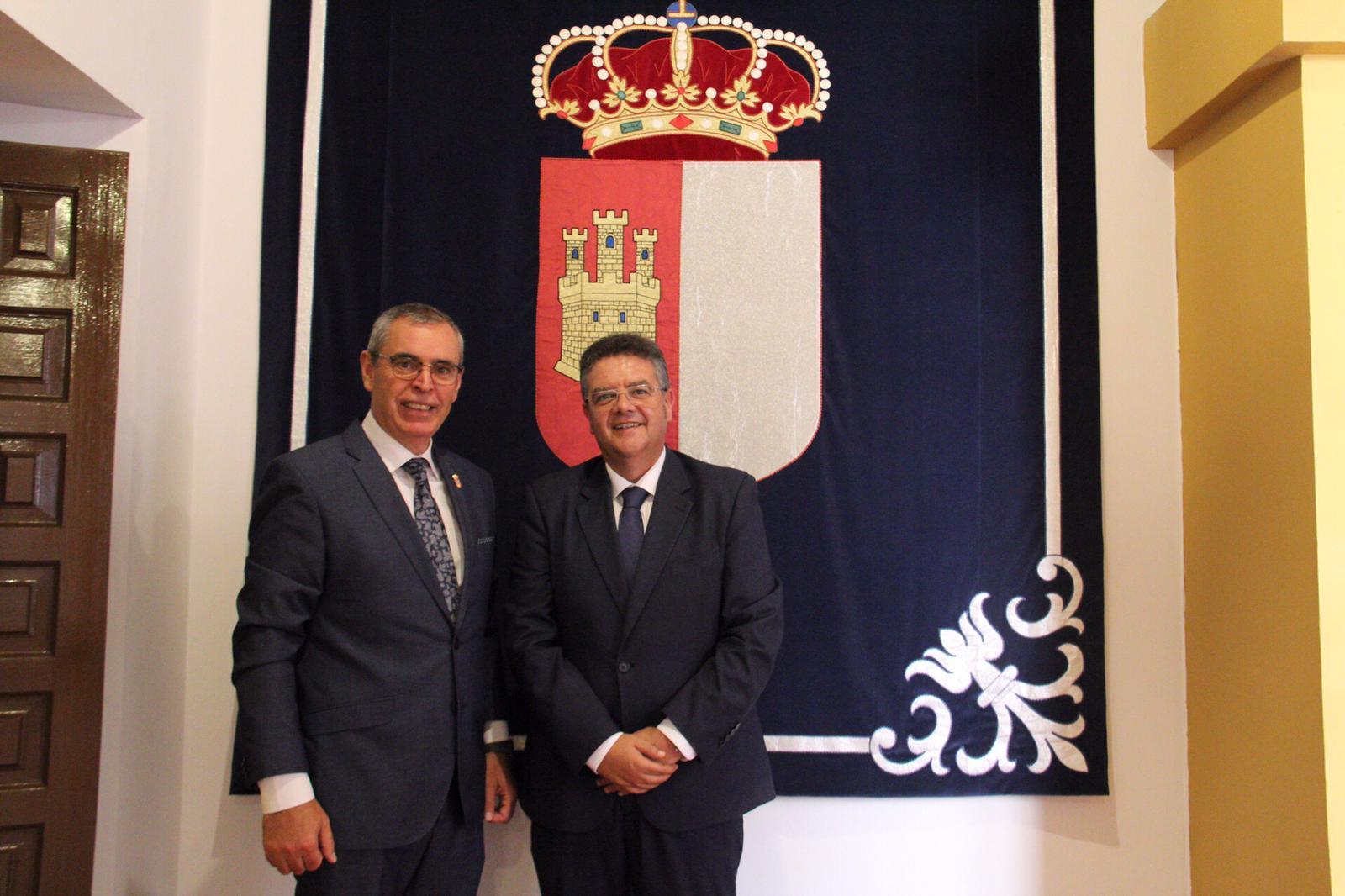 Los diputados del PP por Albacete en el Grupo Popular de las Cortes regionales se integran en las diferentes Comisiones de la Cámara