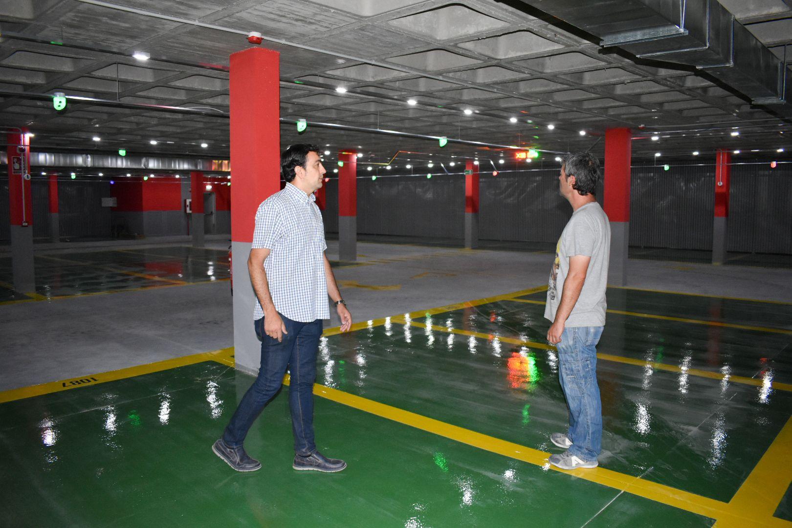 El Grupo Popular insta al tándem Isidoro-Dolz a que invite a la inauguración del parking a Page y ponga la primera piedra de su soñado Palacio de Congresos