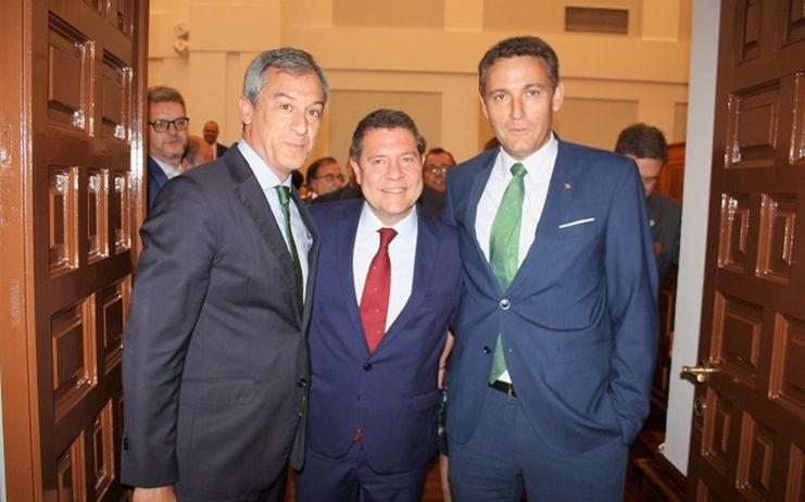 Eurocaja Rural asiste al Debate de Investidura de Page como presidente de la JCCM