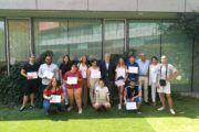 19 jóvenes castellano manchegos finalizan el campamento para emprendedores organizado por la Cámara
