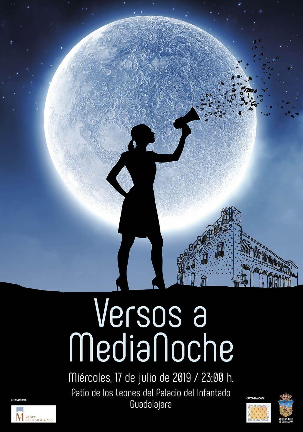 Versos a Medianoche estrena nueva ubicación en el emblemático Patio de los Leones del Infantado