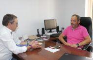 El alcalde de Montalvos se marca como objetivo ofrecer mejores servicios para ganar población