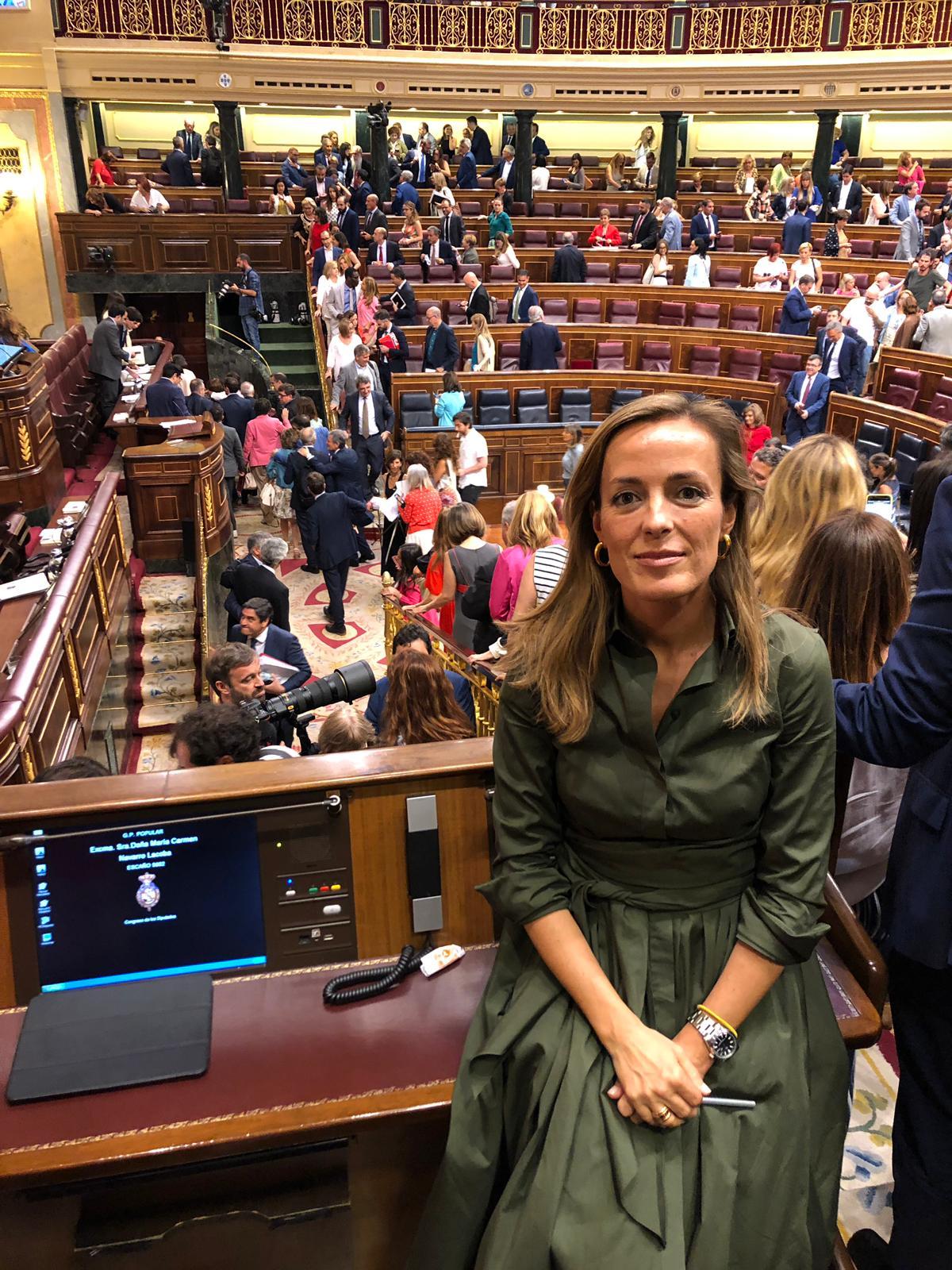 Navarro agradece a Casado su confianza al ponerla al frente de la secretaría de Sostenibilidad y Despoblación, crucial para CLM