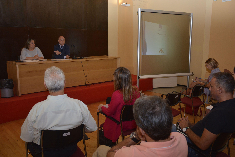 El Ayuntamiento de Toledo tiende a mano a las empresas del SICTED para avanzar en proyectos culturales como 'La Noche del Patrimonio'