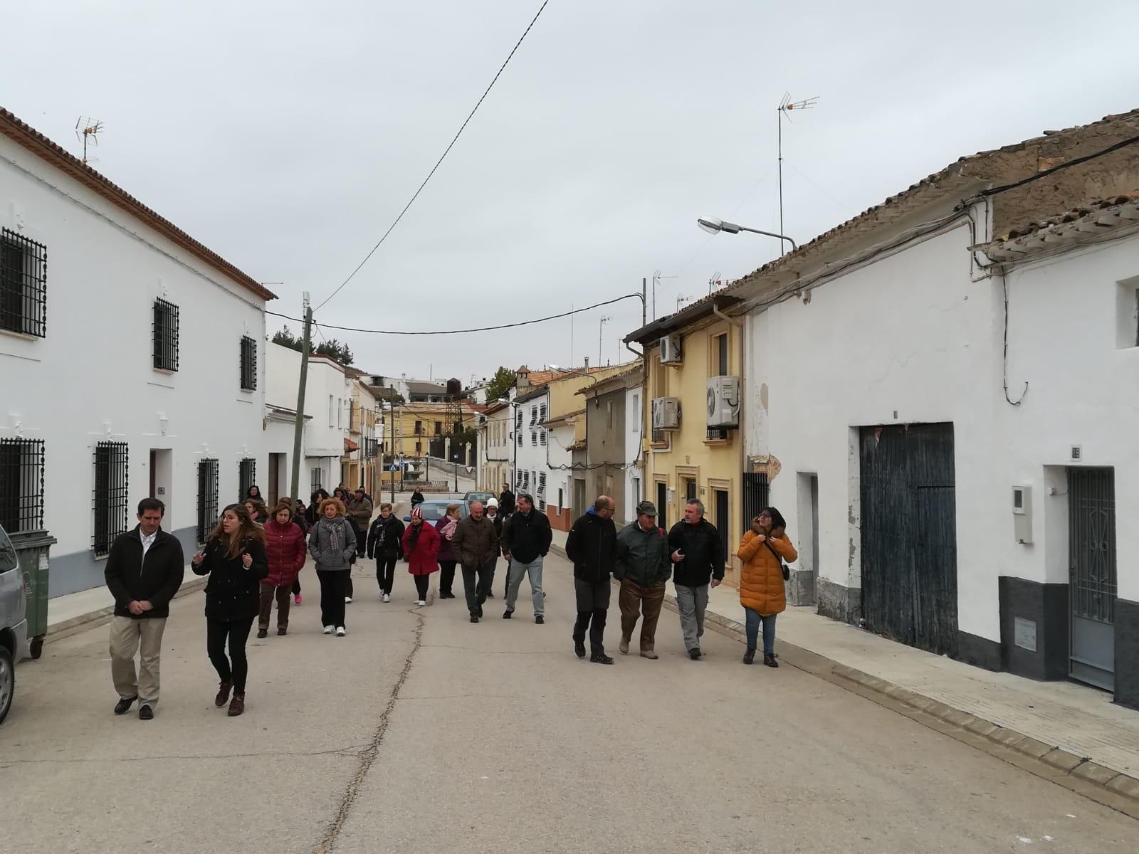 Este sábado, nueva ruta de 'Paseando Fuensanta'