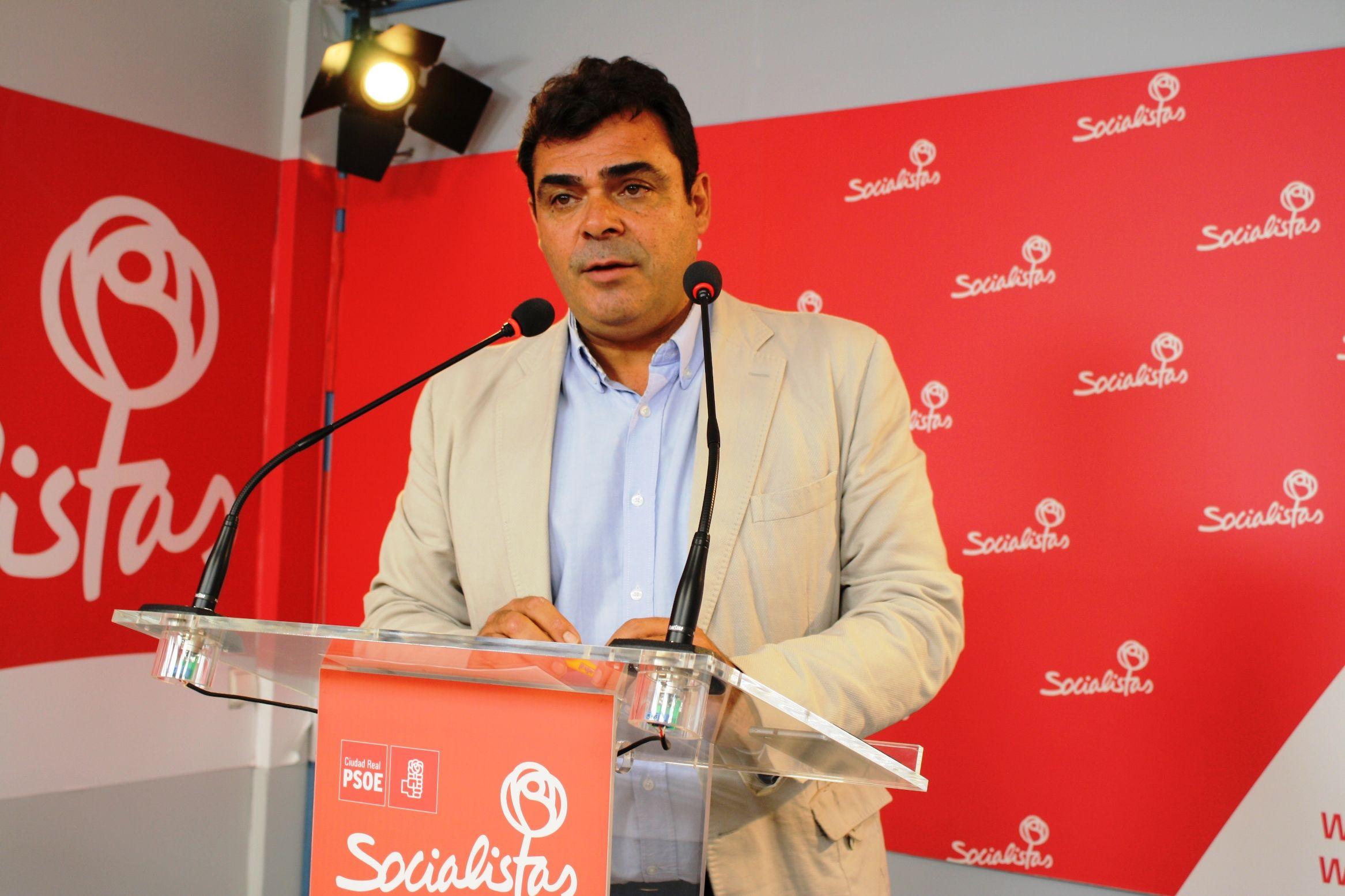El PSOE de Ciudad Real resalta el aumento de 5.178 afiliados y el descenso de 2.908 parados durante el último año en la provincia