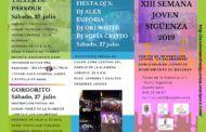XIII edición de la Semana Joven de Sigüenza