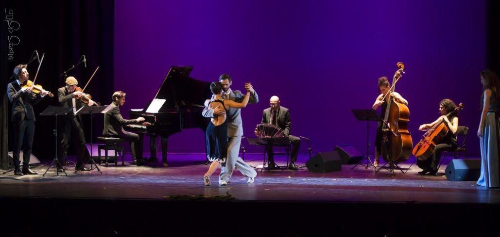 El tango será el protagonista del tercer concierto del Festival 'Músicas del Mundo' con el concierto de la argentina Mariel Martínez