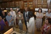 La Biblioteca regional expone por primera vez documentos del Fondo Kati en la sala Borbón Lorenzana con el apoyo municipal