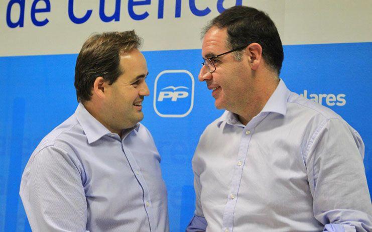 Núñez recalca el compromiso del PP en la lucha contra despoblación, para lo que ya está redactando una ley dirigida por Benjamín Prieto