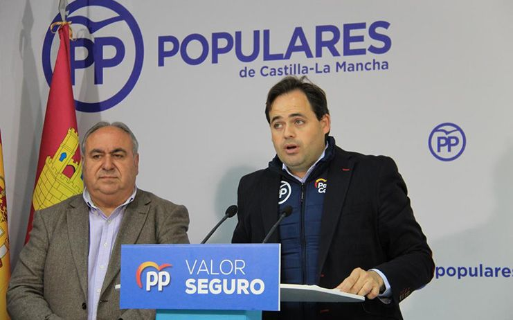 Núñez destaca el peso de los senadores del PP de Castilla-La Mancha en las Comisiones del Senado