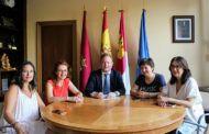 Casañ se compromete a que la Feria de Albacete sea la feria inclusiva por excelencia