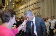Álvaro Gutiérrez felicita a los toledanos en la festividad de la Virgen del Sagrario