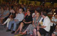 Ciudadanos Ciudad Real participa junto a casi mil espectadores en un concierto en la emblemática Fuente Talaverana del Parque Gasset