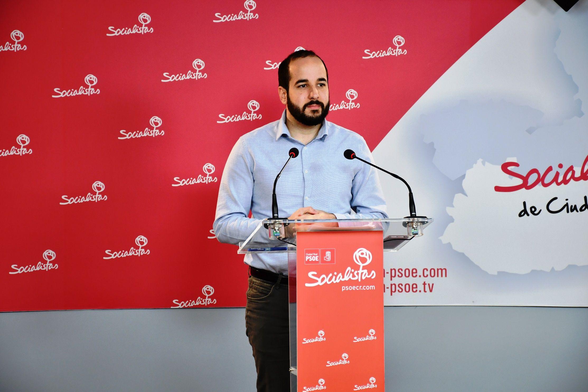 """Miguel González: """"el PSOE es la garantía para un gobierno progresista"""""""