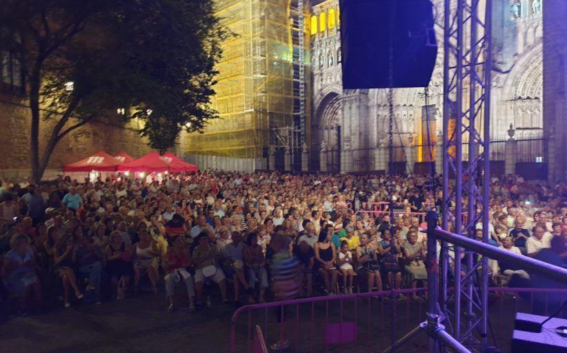 Las actividades infantiles, conciertos y un desfile de moda marcarán la programación de ocio del fin de semana de Feria de Toledo