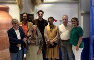 El Gobierno regional acompaña a La Puebla de Montalbán en la presentación del 'XXI Festival Celestina' en la Oficina de Promoción Turística de C-LM en Madrid