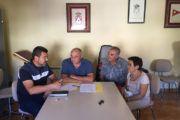 El PP de Cuenca visita Huérguina para conocer las necesidades de sus vecinos