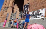 Un torero toledano reclama una oportunidad en Las Ventas poniéndose en huelga de hambre