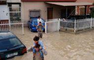 Las Fuerzas Armadas despliegan más de un millar de efectivos para ayudar a la población afectada por las inundaciones