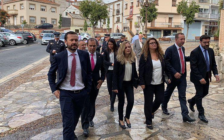 El Gobierno de Castilla-La Mancha respalda las fiestas de Azuqueca de Henares (Guadalajara)