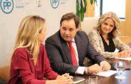 Bonilla lleva al Congreso la preocupación del PP por el bloqueo del Gobierno de Sánchez en la transferencia de fondos del Estado