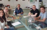El jardín botánico y la delegación de desarrollo sostenible avanzan juntos para mejorar la educación ambiental en Albacete