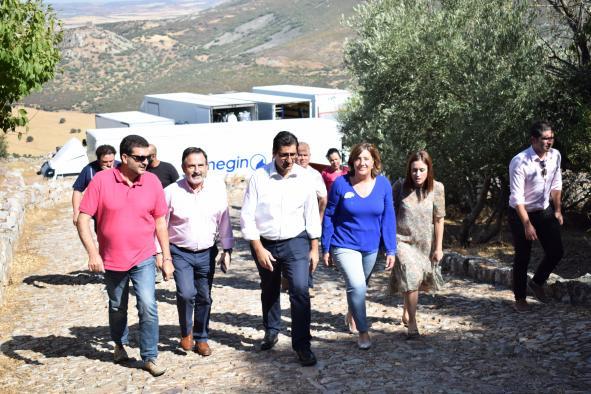 El Gobierno de Castilla-La Mancha ha concedido cerca de 600 permisos para rodajes cinematográficos en la región