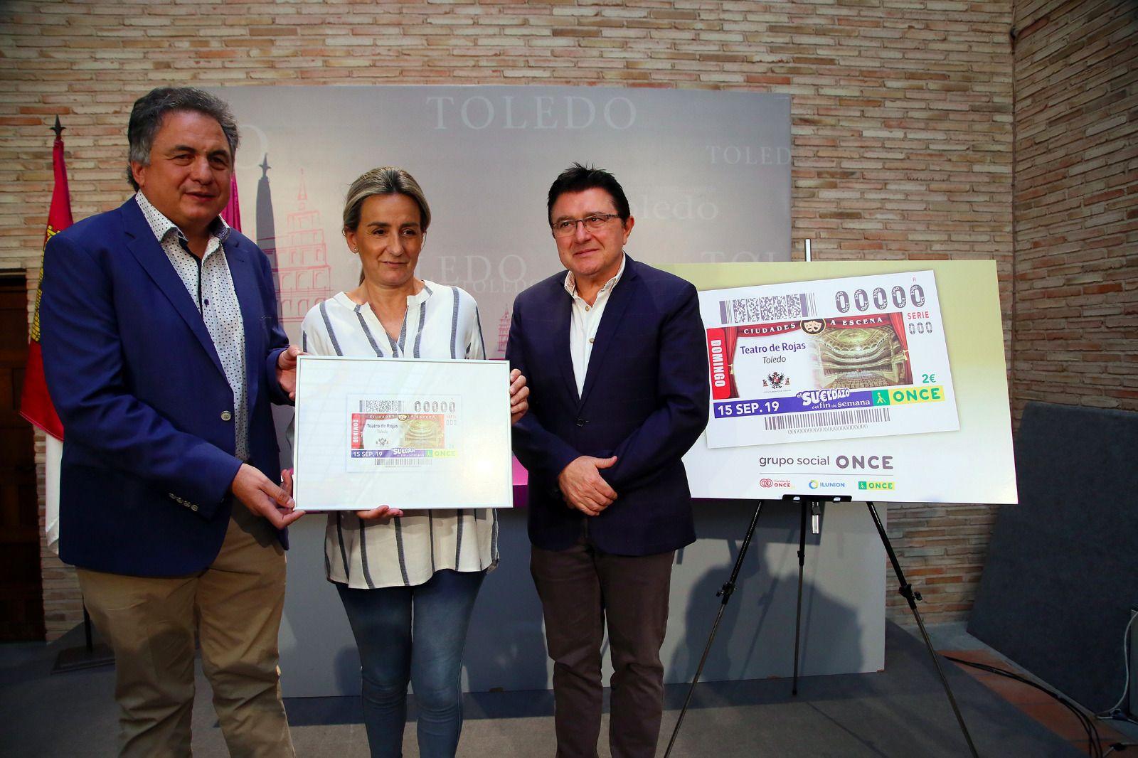 El Ayuntamiento de Toledo y la ONCE promoverán la colaboración mutua para reforzar la accesibilidad dentro de la estrategia cultural
