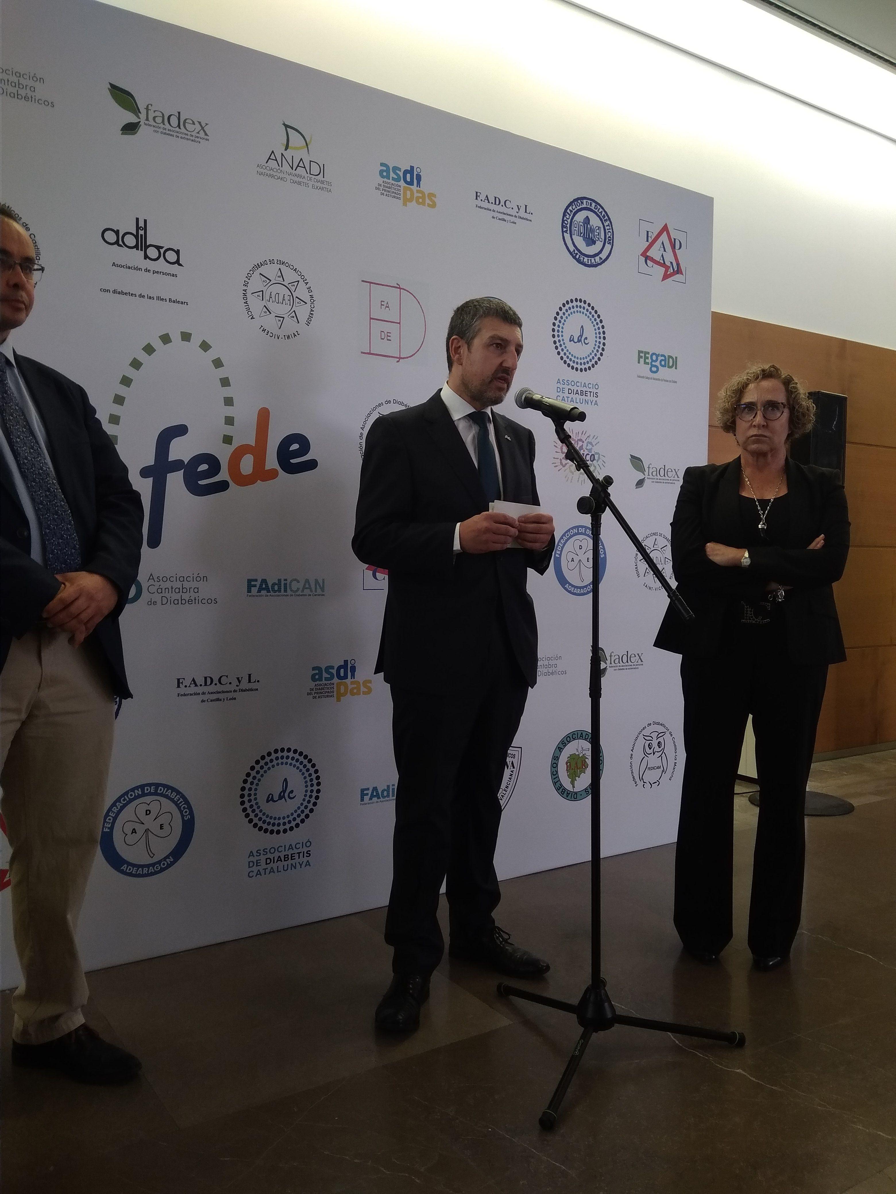 Los grandes retos de la diabetes y sus últimos avances serán debatidos durante el III Congreso Nacional de la Federación Española de Diabetes