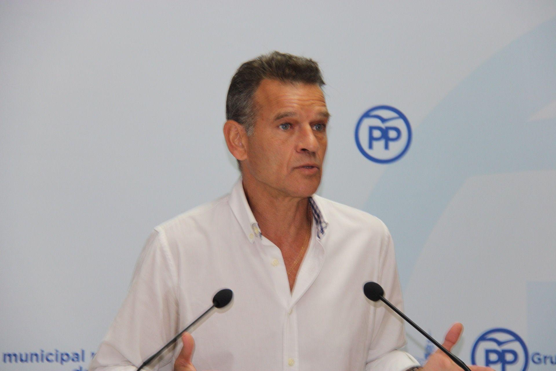 Gamarra cree que la alcaldesa no tiene ninguna intención de materializar los acuerdos alcanzados en el Debate de la Ciudad