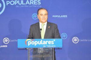 """Gregorio califica de """"regalo envenenado"""" de Sánchez la decisión de dejar de vender billetes en Illescas, Torrijos, Talavera y Oropesa"""