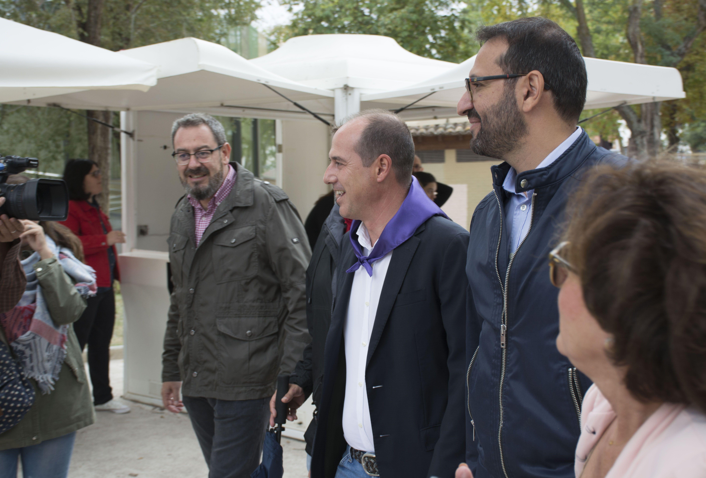 Gutiérrez anuncia que el PSOE pedirá en el Congreso ayudas para las zonas afectadas por las lluvias en CLM