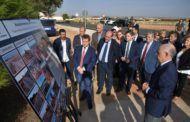 El Gobierno regional avanza en el Plan de la Red regional de carreteras al que se le introduce la variable de la lucha contra despoblación