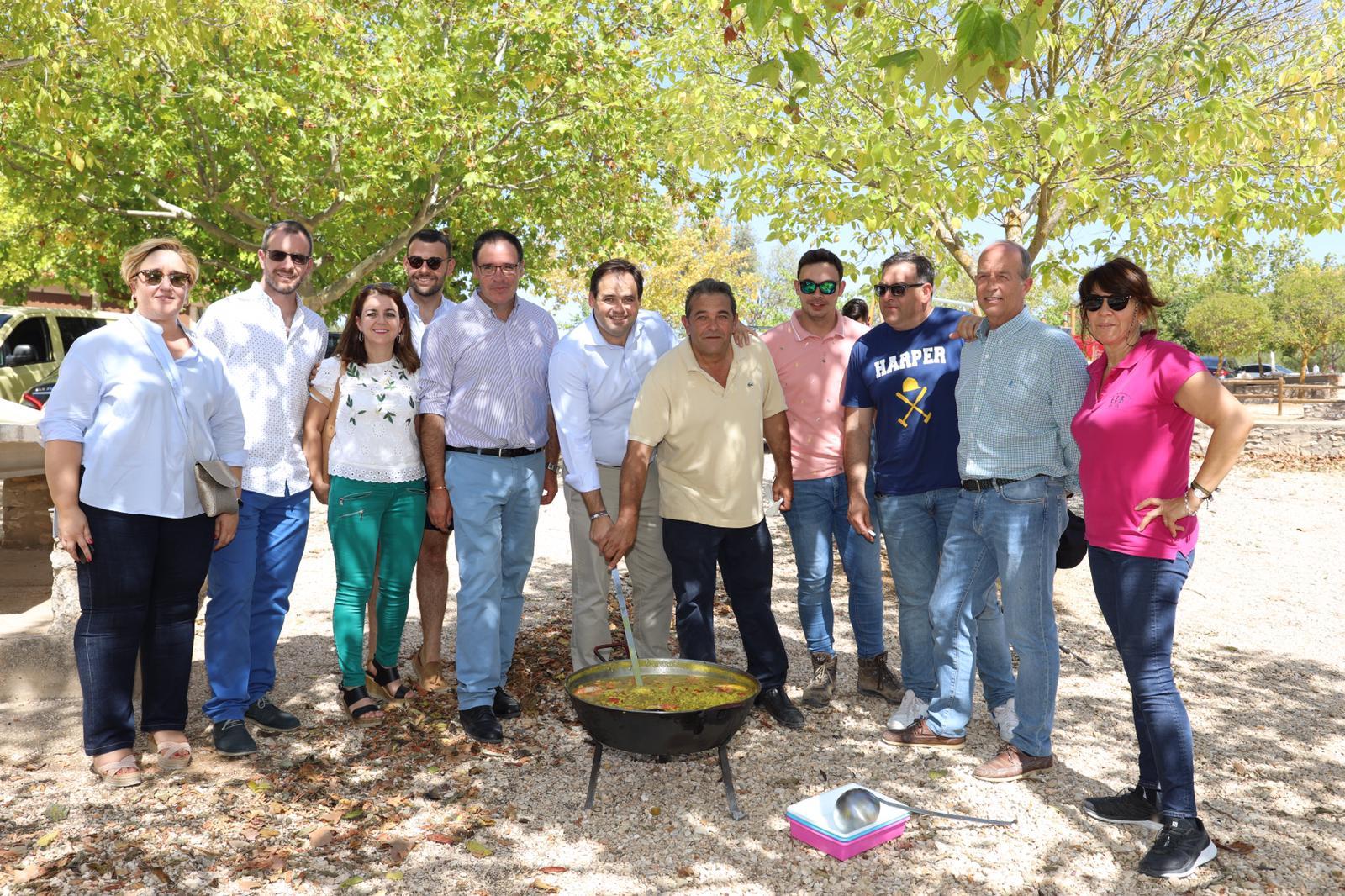 Núñez anuncia que trabajará por conseguir una mejor financiación autonómica para que se pueda beneficiar el mundo rural