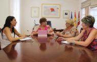 El Gobierno de Castilla-La Mancha y la alcaldesa de Puerto Lápice abordan las necesidades del municipio en materia viaria y Bienestar Social