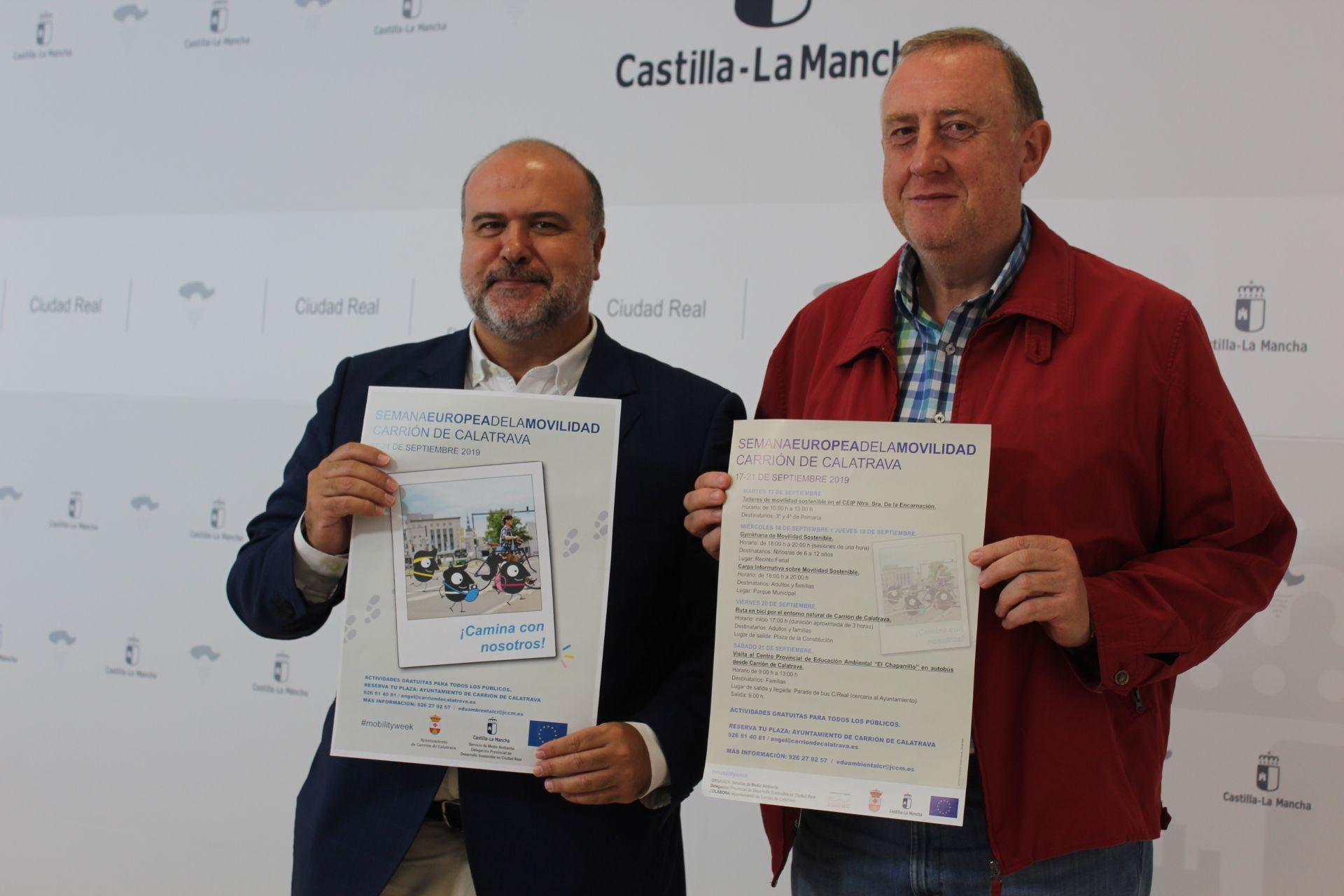 El Gobierno de C-LM anima a la ciudadanía a escoger modos de transporte activos al ser beneficioso para la salud y la mejora ambiental de las ciudades